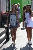 Nicky Hilton and Friend