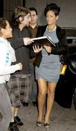 Rihanna and Manhattan Hotel