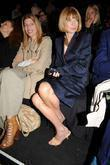 Virginia Smith, Anna Wintour and Isaac Mizrahi