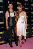 Del Marquis and Ana Matronic of Scissor Sisters