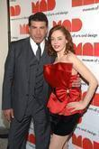 Bryan Batt and Rose Mcgowan