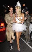 Paris Hilton and Friend