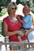 Penny Lancaster and Alastair