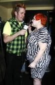 Perez Hilton and Beth Ditto