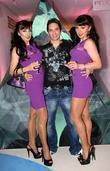 Gabriela Irimia, Darius Bleu and Monica Irimia