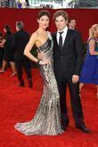 Jennifer Carpenter and Michael C. Hall  61st...