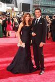 Alyson Hannigan and Alexis Denisof 61st Primetime Emmy...
