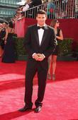 David Boreanaz 61st Primetime Emmy Awards held at...