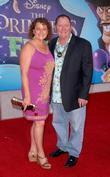John Lasseter and Walt Disney
