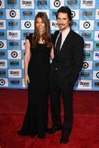 Christian Bale, Sibi Blazic and Los Angeles Film Festival