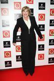 marianne faithfull the q awards 2009 - arrivals lon