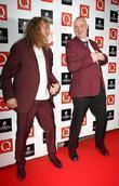 Robert Plant and Al Murray