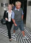 Cheryl Baker and Mike Nolan