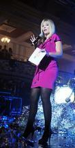 Kate Thornton Presenting The Bbc Radio 2 Live In Blackpool Concert Held At The Empress Ballroom Winter Garden