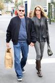 Ray Liotta and His Girlfriend