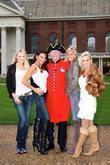 Zoe Salmon, Lizzy Cundy, Brian Wells, Alex Best and Kristina Rihanoff