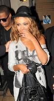 Beyonce Knowles and Rihanna
