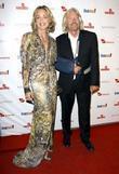 Richard Branson and Sharon Stone