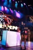 Kelly Rowland and DJ David Guetta