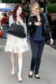Rumer Willis 'Sorority Row' star leaving her Manhattan...