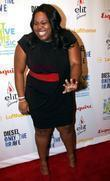 Amber Riley and VH1