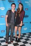 Josh Hutcherson and Victoria Justice