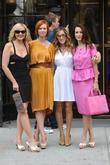 Kim Cattrall, Cynthia Nixon, Sarah Jessica Parker, Sex And The City