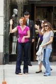 Cynthia Nixon, Sarah Jessica Parker and Sex And The City