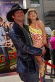 Robert Rodriguez and His Daughter Rhiannon Rodriguez