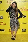 Brittny Gastineau and The Simpsons