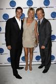 Dr Jay Grossman and Sharon Stone
