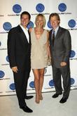 Jay Grossman and Sharon Stone