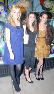 Abby Elliott, Nasim Pedrad & Jenny Slate attends...