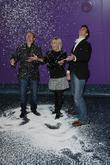Suzanne Shaw, Aled Jones and Adam Cooper