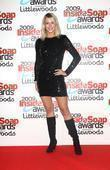 Ali Bastian The Inside Soap Awards 2009 held...