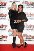 Ali Bastian and Rhea Bailey The Inside Soap...
