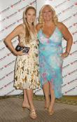 Vanessa Feltz with her daughter 'The Sound Of...
