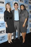 Matt Dillon, Taraji P. Henson and Dawn Hudson