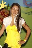 Raquel Castro and Spongebob Squarepants