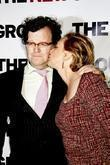 Kenneth Lonergan, his wife/actress J. Smith-Cameron