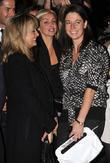 Twiggy and Louise Redknapp