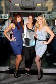 Jade Ewen, Amelle Berrabah and Heidi Range