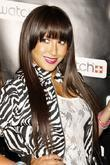 Adrienne Bailon Release party for the CreArt By...
