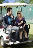 Calvin Harris, Edith Bowman and T in the Park