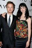 Aaron Paul and Krysten Ritter TAO Asian Bistro...