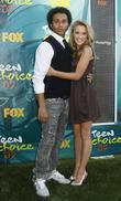 Corbin Bleu and Emily Osment