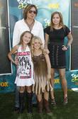 Billy Ray Cyrus, Brandi Cyrus and Noah Cyrus
