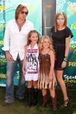 Billy Ray Cyrus, Noah Cyrus, Emily Grace and Brande Cyrus
