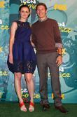 Alexis Bledel and Zach Gilford  Teen Choice...