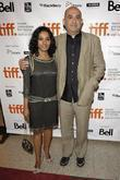 Actress Tannishtha Chatterjee (L) and Director Dev Benegal...